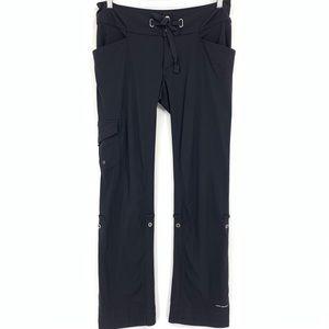 Columbia City Slickerz Roll Up Pants Black